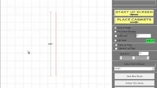 Drawing Angled Walls In Cabinet Solutions Software