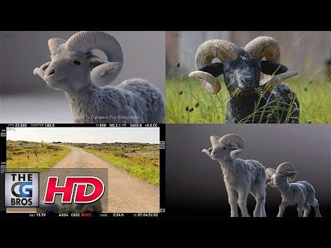 "CGI & VFX Breakdowns: ""Making of Volkswagen Born Confident"" - by MPC"