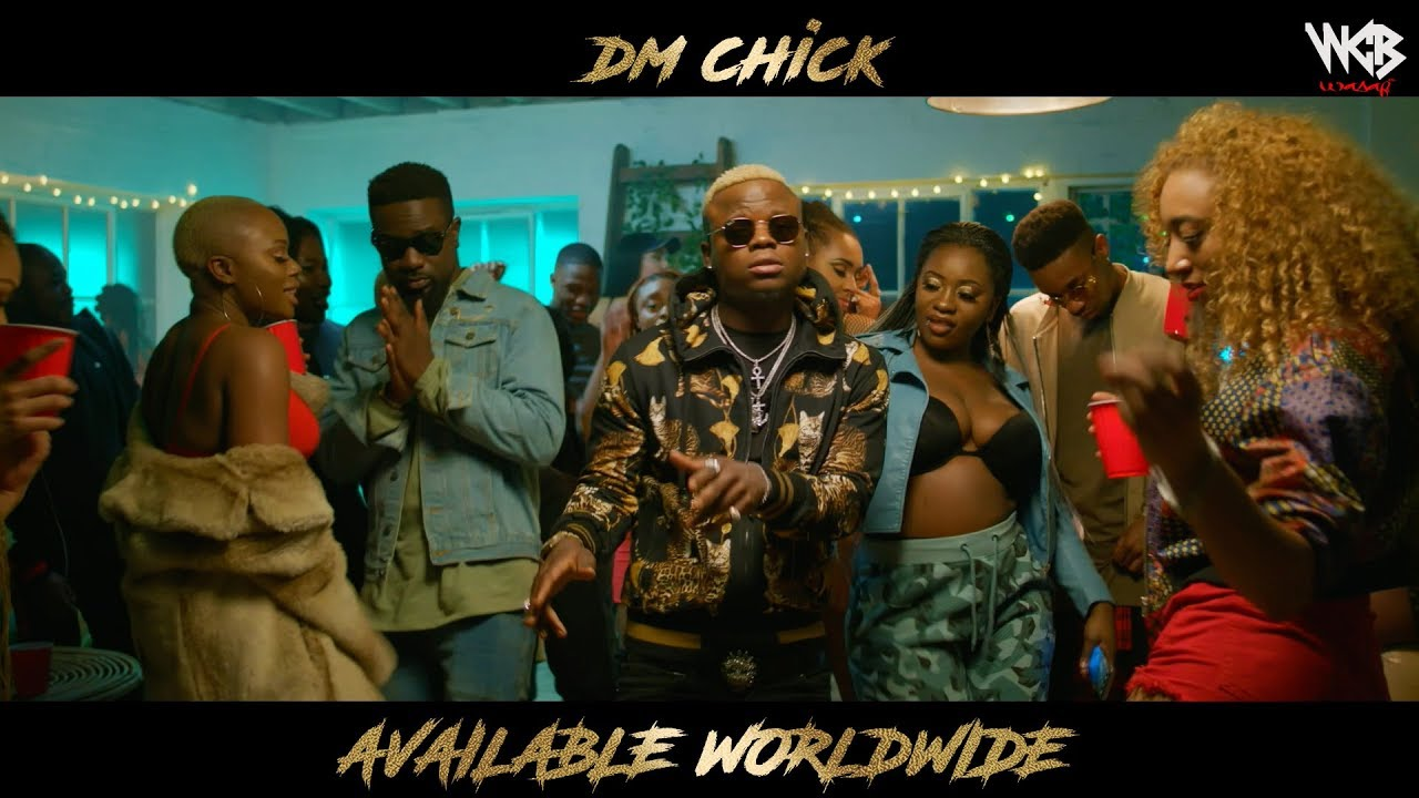 Harmonize feat Sarkodie - DM Chick (Official Music Video) - YouTube
