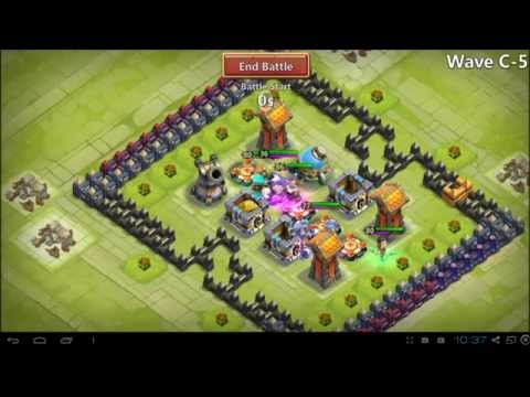 Castle Clash - How To Guide - Starting On A New Account - 39