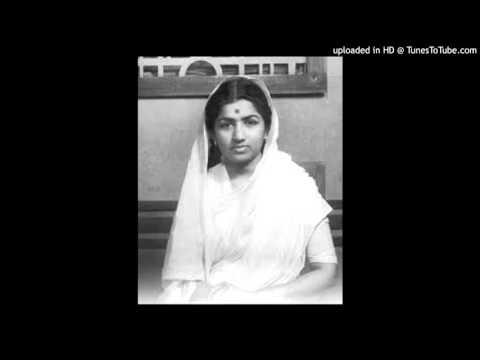Rare Marathi songs- lata-man mile jithe -Lata