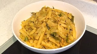 """""""bottle Gourd And Potatoes"""" (aloo Lauki/ghiya) 