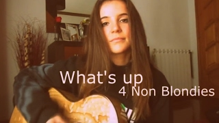 """""""What's up"""" 4 Non Blondes (cover)"""