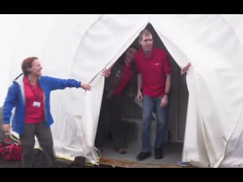 Scientists Exit Yearlong Mars Simulation