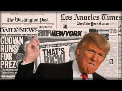URGENT: MAINSTREAM MEDIA CAUGHT IN A HUGE LIE ABOUT TRUMP'S ELECTION!