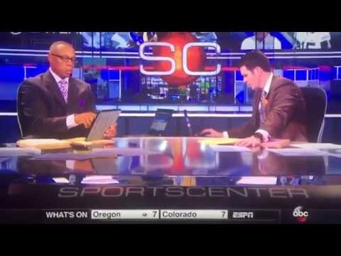 """This is sportscenter"""