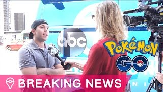 POKÉMON GO IS MAKING HEADLINES WORLDWIDE
