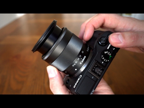 Canon EF-M 11-22mm f/4-5.6 IS STM lens review with samples
