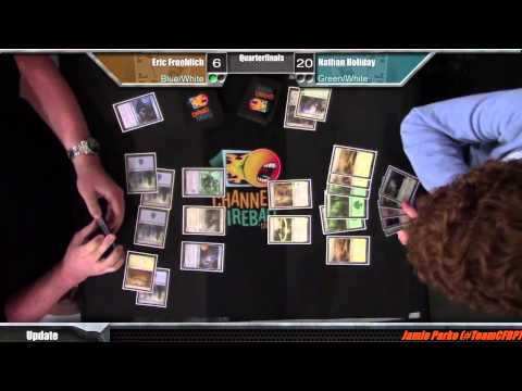 Grand Prix Salt Lake City -  Quarterfinals:  Eric Froehlich vs.  Nathan Holiday