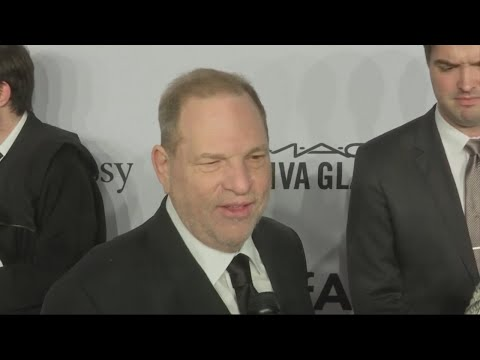 Harvey Weinstein Fired From Film Company