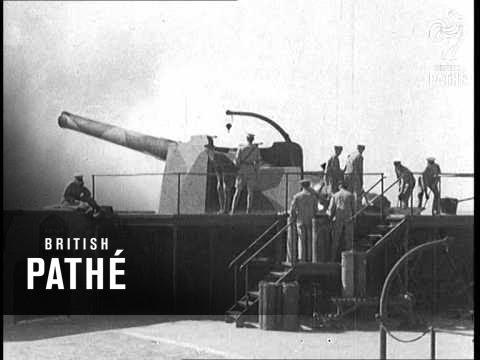 South Africa Coast Defences (1943)