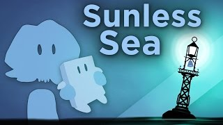 James Recommends - Sunless Sea - Gothic Horror Aboard a Steampunk Victorian Ship