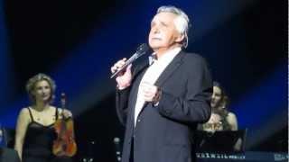 Medley concert Michel Sardou Zénith Strasbourg les grands moments 09 mars 2013 en HD