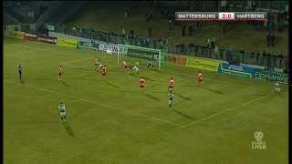 SV MATTERSBURG vs TSV EGGER GLAS HARTBERG 27.02.2015 Runde 21 2014/2015