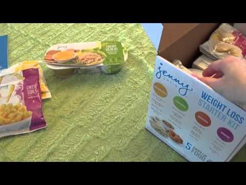 Jenny Craig Starter Kit Found at Walmart