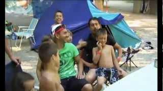 El Cuentakilómetros. Camping Lagunas de Ruidera.