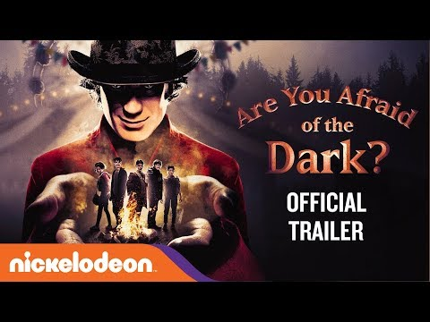 'Are You Afraid Of The Dark?' Trailer