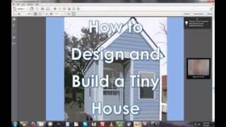 Little House Building Plans
