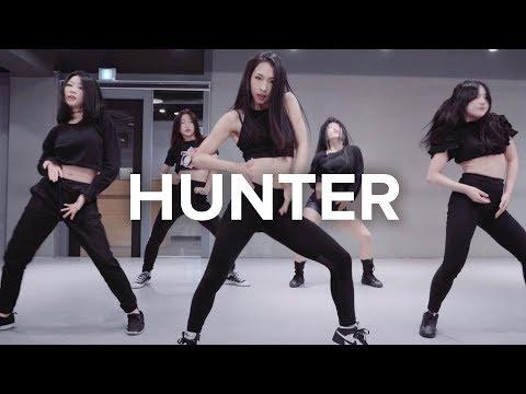 Hunter  Galantis  Mina Myoung Choreography