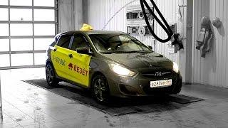 360 тысяч километров в такси на Hyundai Solaris 2013. Есть ли жизнь после пробега до Луны смотреть