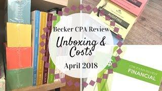 Becker exam review for Becker study plan