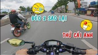 Gạ đua nhầm Thanh Niên cứng tại Phạm Văn Đồng | Camera Đường Phố