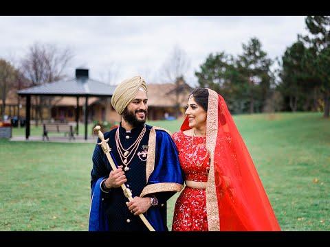 Saahil  &  Tina