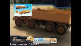 Dump Truck Remote Control Construction Truck For Sale