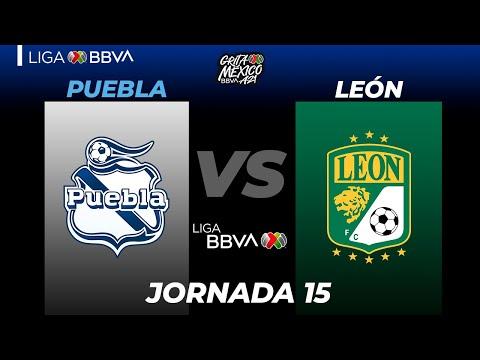 Puebla Club Leon Goals And Highlights