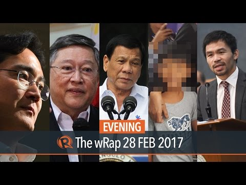 War on drugs, Senate, Samsung | Evening wRap