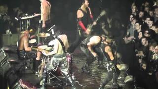 Rammstein LIVE Mann Gegen Mann - Vienna, Austria - 2011-11-23