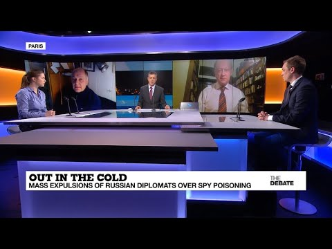 DEBATE Out in the cold: Mass expulsions of Russian diplomats over spy poisoning case