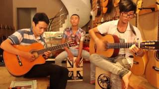 Liên khúc Guitar Canon  Proud Of You  Anh