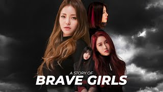Download The Greatest Underdogs in Kpop History: A Story of Brave Girls