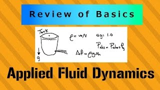 Pound Force, Kilogram Force and Gravitational Constant - Applied Fluid Dynamics - Class 006