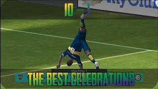PES MOBILE Top 10 Celebrations