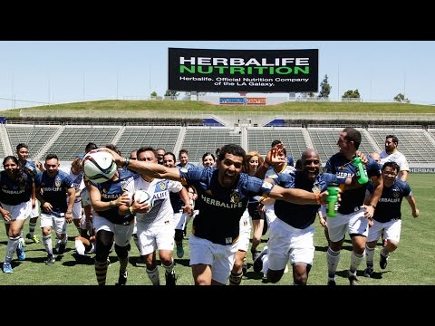 Embracing a Healthy, Active Life on the Soccer Field  | Herbalife