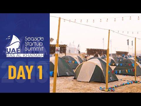 Day 1: Seaside Startup Summit UAE.Ras Al Khaimah