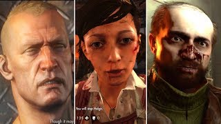 All Blazkowicz Friends Killed by Nazis - WOLFENSTEIN