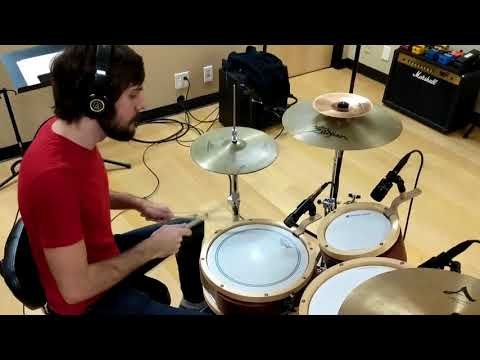 The Dance of Eternity Drum Cover - Mitch Cairns