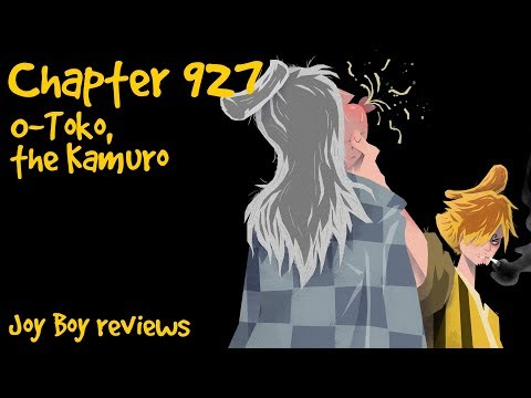 A MYTHICAL ZOAN Devil Fruit!?! is it REALLY???   One Piece Chapter 927 FIRST REACTION