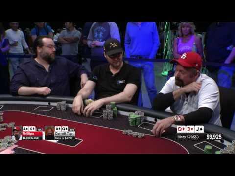 Poker Night in America | Season 4, Episode 21 | Carrol Top