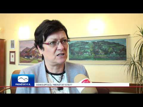 Ministr Jan Mládek připustil, že Důl Frenštát by mohl odkoupit stát, otázkou je, co bude dál