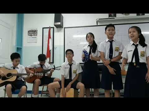 Can't Take My Eyes Off You - Joseph Vincent | Cover By 9C SMP Santo Yakobus