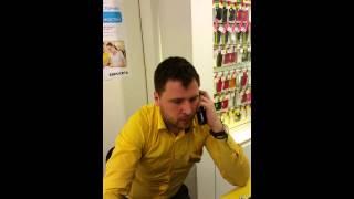Бракованные телефоны в Евросети! Обман покупателей в Евросети.(Купила samsung galaxy s5 gold 16 апреля на Каширском шоссе д.61, ТЦ