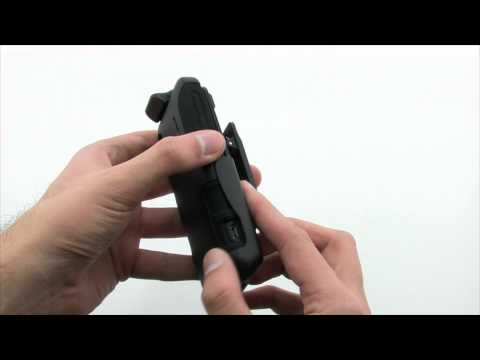Seidio ACTIVE Holster for HTC EVO Design 4G