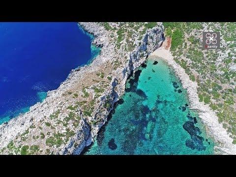 Το ελληνικό νησί που μοιάζει με... κροκόδειλο -Με έναν μόνιμο κάτοικο [video]