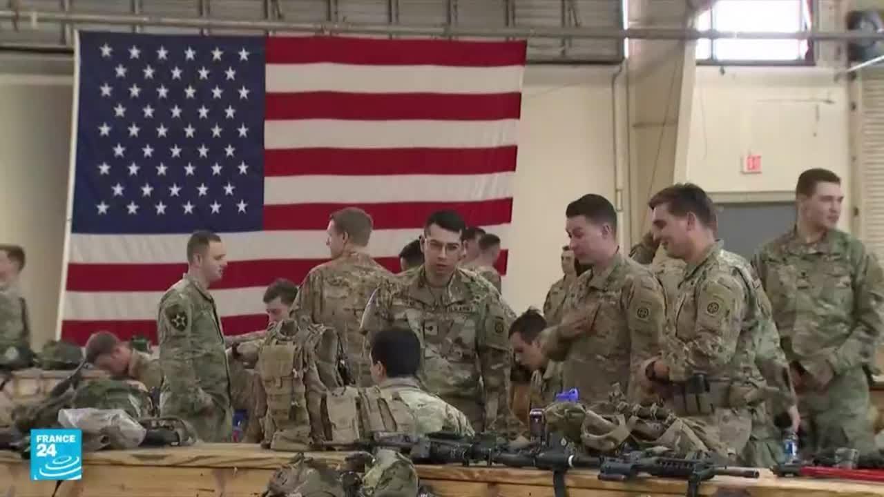 هجوم صاروخي يستهدف السفارة الأمريكية في بغداد تزامناً مع عودة الكاظمي من واشنطن  - نشر قبل 2 ساعة