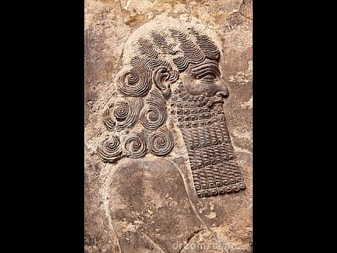 Faces of Ancient Middle East Part 4 (Ancient Semites)