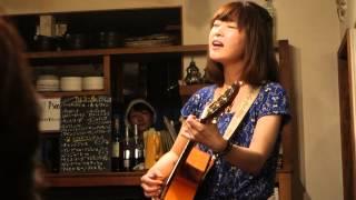2014年9月21日に福岡のキラキラカフェとねりこで行われた、ももちひろこ...